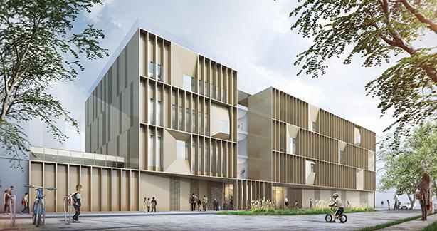 Marjan hessamfar joe v rons architectes associ s for T architecture sarl